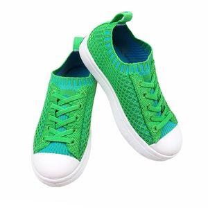 Native Jefferson Liteknit Green Shoes size 11